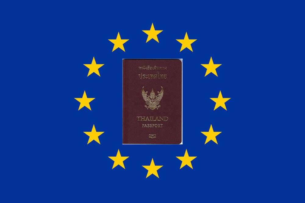 European Union vs Schengen Area
