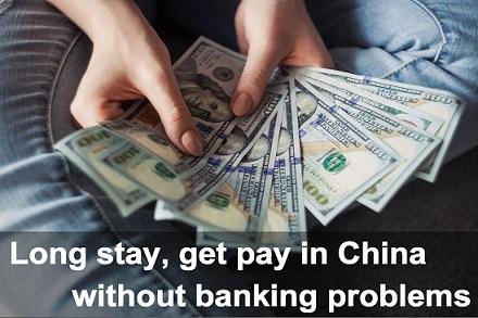 Long Stay Visa in China